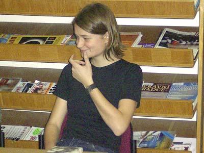 Petra Hůlová (VS, 7. března 2003)