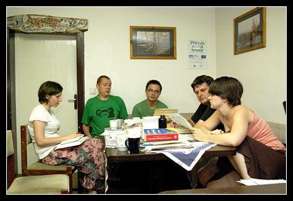 Překladatelský tábor 2012 01