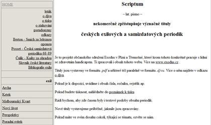 Scriptum.cz