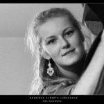 Básnířka Alžběta Luňáčková