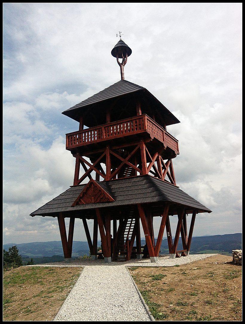 Rozhledna Maruška (Hostýnské vrchy)