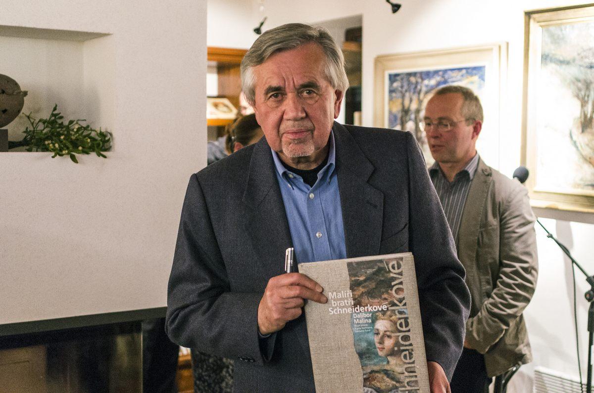 Dalibor Malina: Malíři bratři Schneiderkové