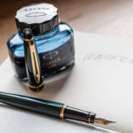 Waterman Expert Green, hrot L