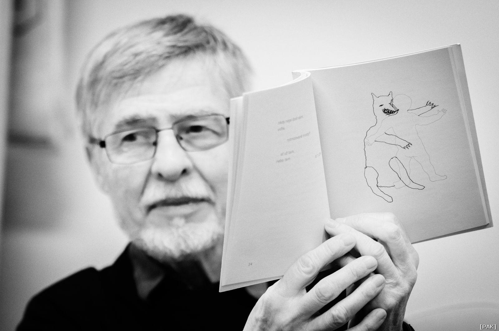 Básník a psychiatr Michal Maršálek