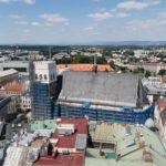 Olomouc - panorama - kostel sv. Mořice